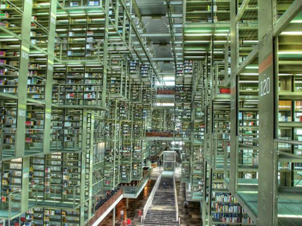 foto9 Top 10 najlepših biblioteka na svetu