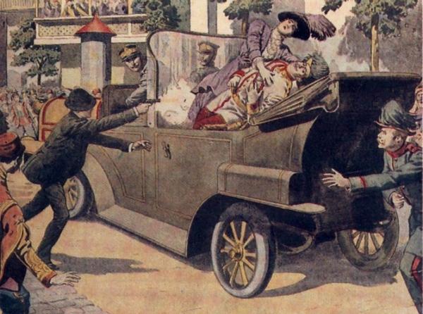 franc3 Istorija koju niste učili u školi: Sarajevski atentat