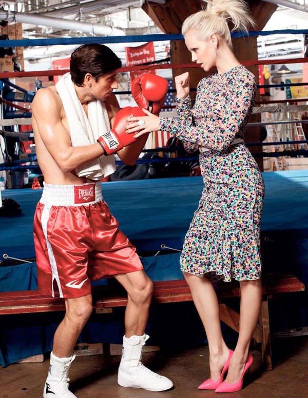 ginta russia 6 Vogue Russia: U top formi