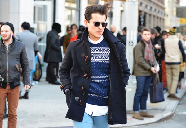 gqnyc73 Street Style: Dame, upoznajte džentlmene