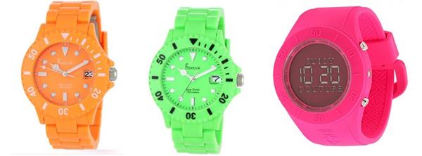 iii Vreme je za zabavu: Izbor satova u boji