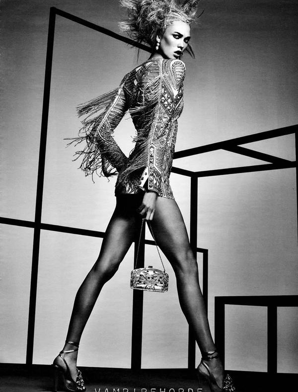 karlie w 1 W Magazine: Visoka moda