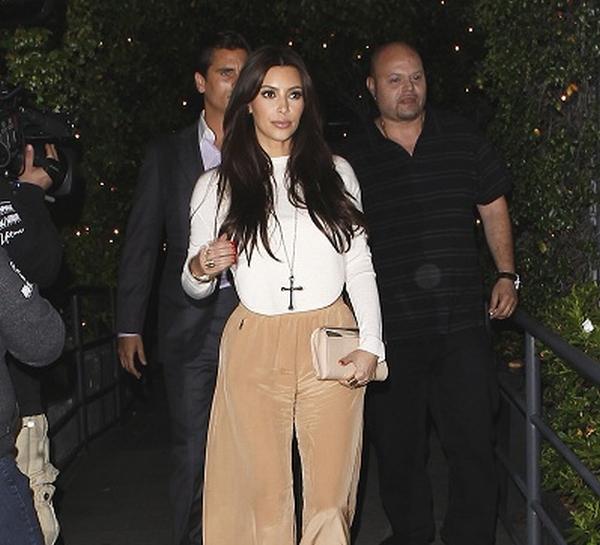 kimk Trach Up: Kim Kardashian za gradonačelnicu