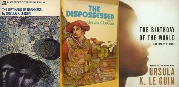 knjige Usred(u) čitanja: Ursula Le Guin