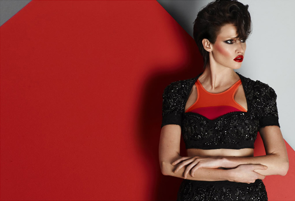 lara vogue turkey 10 Vogue Turkey: Bombastična Lara Stone
