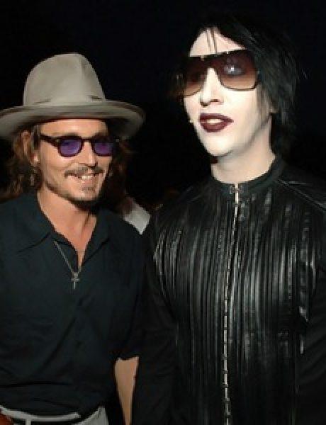 Ono kad se udruže Marilyn Manson i Johnny Depp