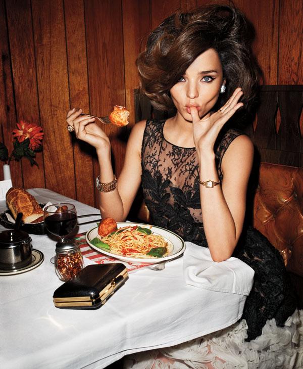 miranda bazaar 1 Harper's Bazaar US: Moda koja inspiriše