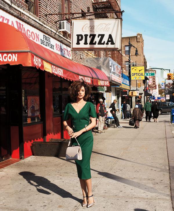 miranda bazaar 2 Harper's Bazaar US: Moda koja inspiriše