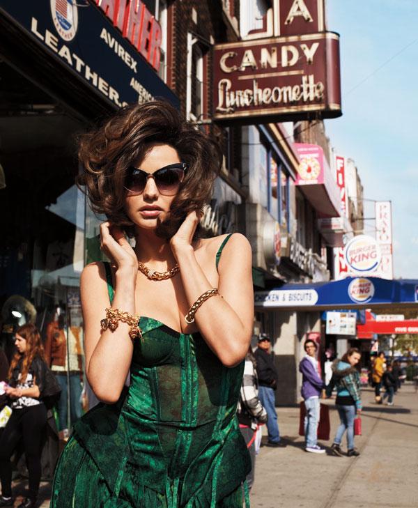 miranda bazaar 5 Harper's Bazaar US: Moda koja inspiriše