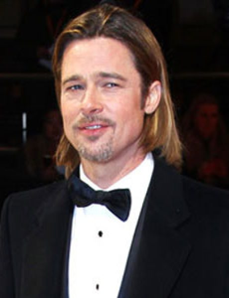 Trach Up: Brad Pitt je zaljubljen