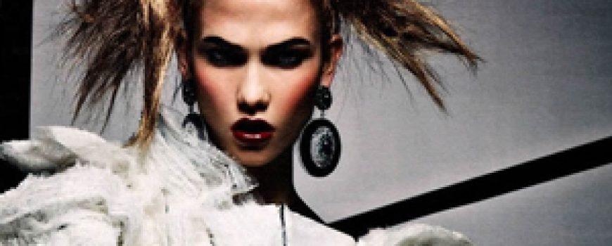 """W Magazine"": Visoka moda"