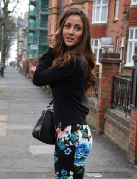 Modni blogovi: Svedene odevne kombinacije