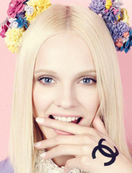 """Vogue Mexico"": Plavokosa lepotica"