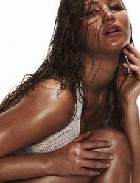 Trach Up: Jennifer Lawrence spremna za plažu