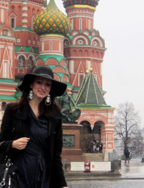 Pismo iz Moskve: Moda uoči praznika