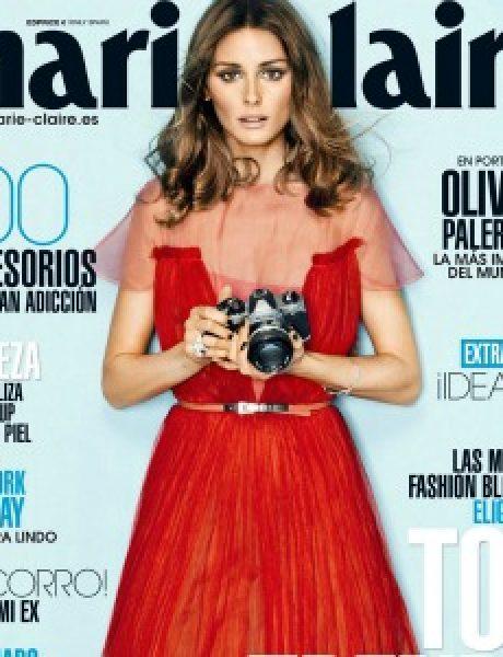 """Marie Claire Spain"": Neodoljivo glamurozna Olivia Palermo"
