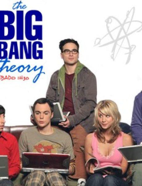 """Serija četvrtkom: """"The Big Bang Theory"""""""
