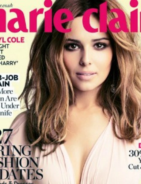 """Marie Claire UK"": Vratila se Cheryl Cole"