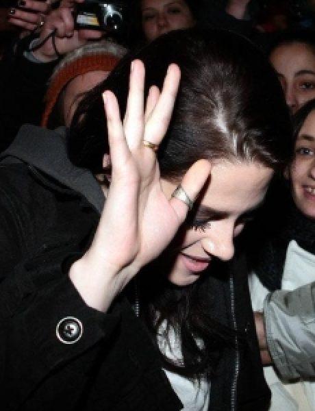 Trach Up: Kristen besna na Jennifer