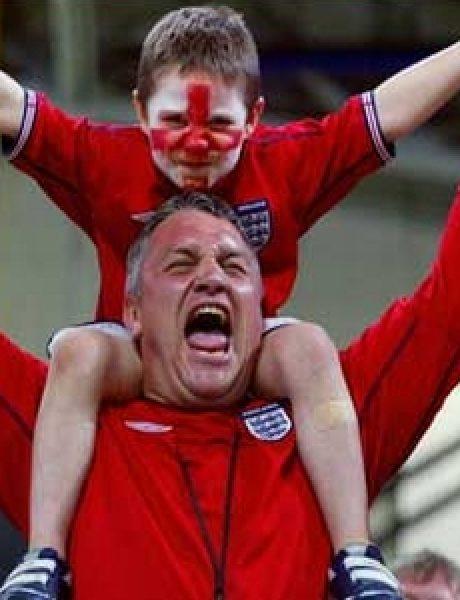 Engleska: Kolevka fudbalskih navijača
