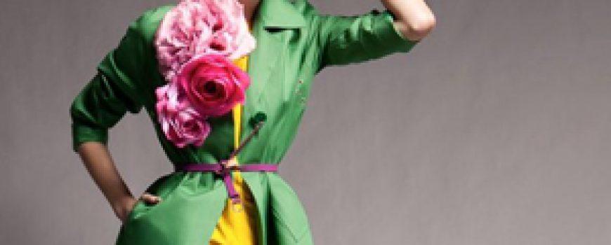 """Vogue Portugal"": Obojite odevne kombinacije"