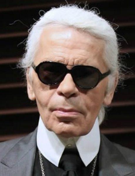 Modni zalogaji: Karl Lagerfeld u ulozi komentatora