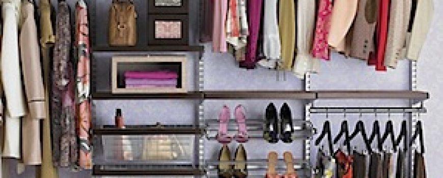 Hedonistički enterijer: Luksuzni garderoberi