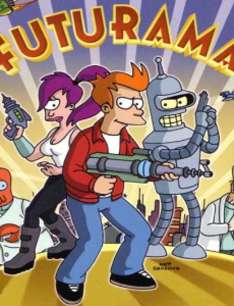 """Animirani petak: """"Futurama"""""""
