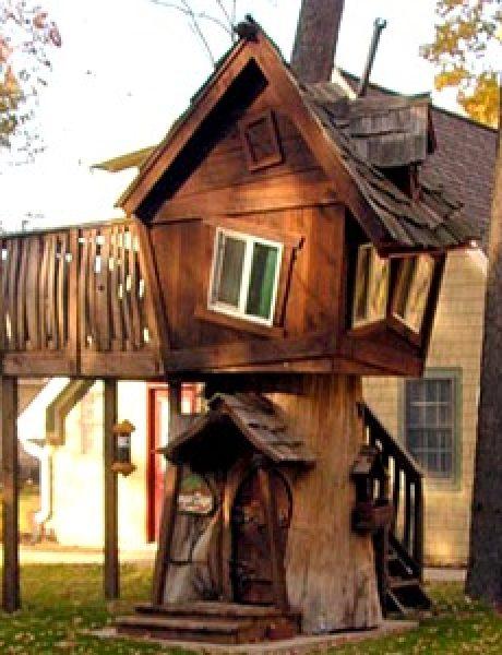 Kreativna arhitektura: Neobična zdanja