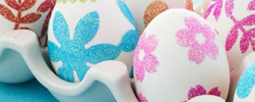 Nedeljna doza kreativnosti: Za najlepša uskršnja jaja