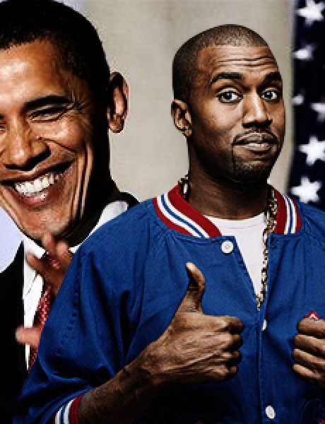 Trach Up: Obama misli da je Kanye magarčina