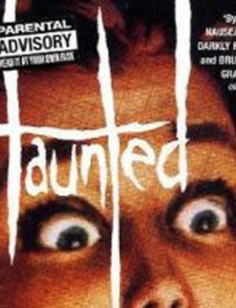 "Chuck Palahniuk: ""Haunted"""