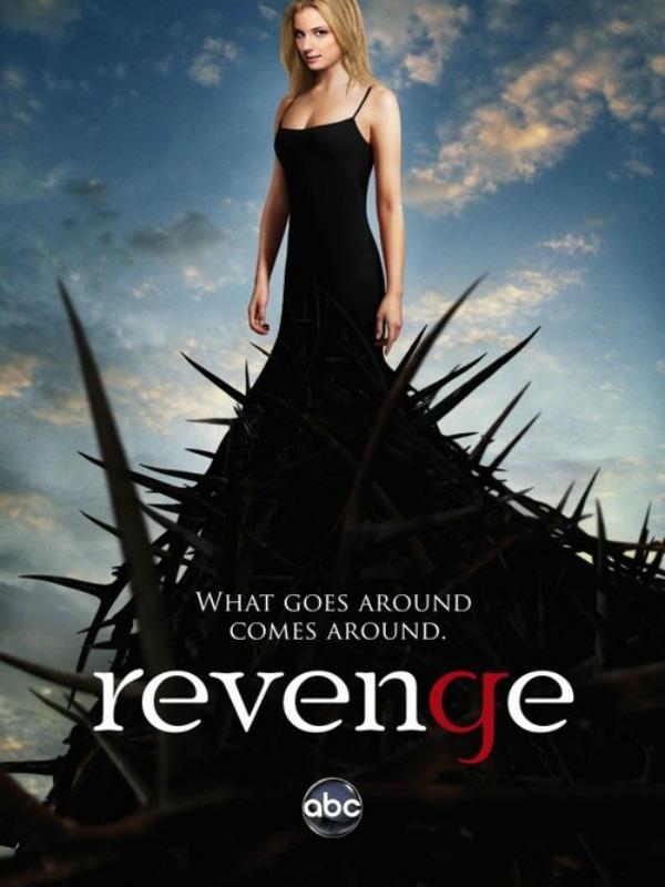 """revenge large Serija četvrtkom: """"Revenge"""""""