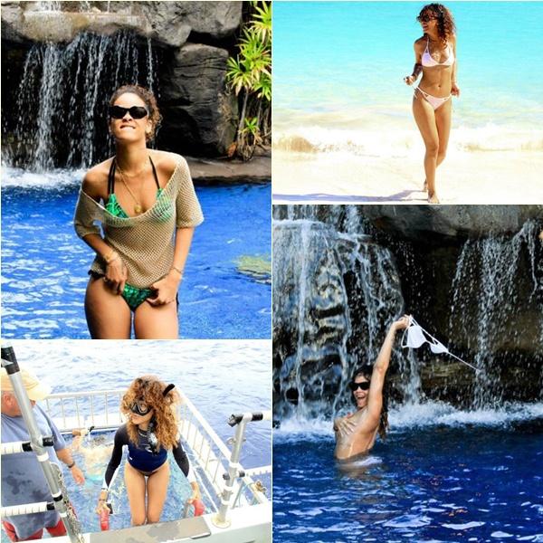 riri3 Trach Up: Rihanna divlja po Havajima