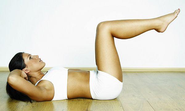 sit ups Program vežbi za savršene trbušnjake: Nivo 1