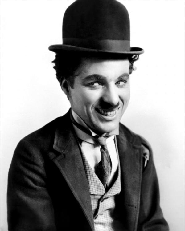 slika 1 Chaplin kao Skitnica Srećan rođendan, Charlie Chaplin!