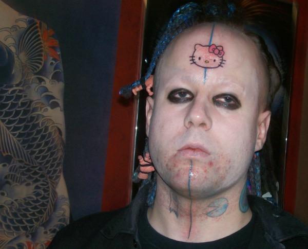 slika 2 Top 10 najružnijih tetovaža