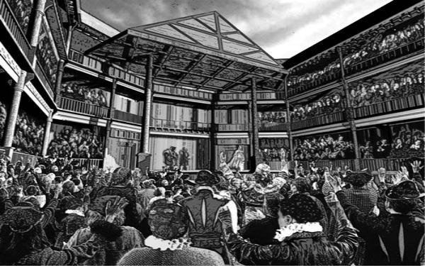 slika 220 Istorija koju niste učili u školi: Pozorište Šekspirovog vremena