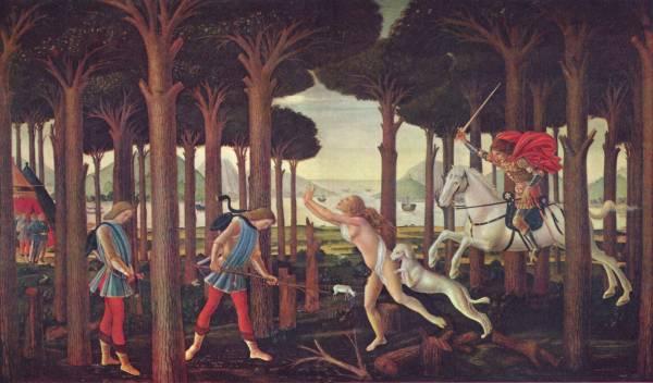 slika 320 Razvratni svet srednjeg veka