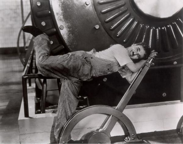 slika 4 Moderna vremena Srećan rođendan, Charlie Chaplin!