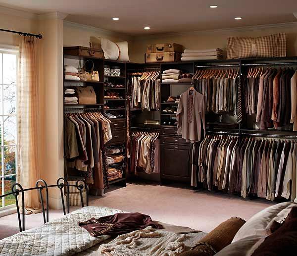 slika 416 Hedonistički enterijer: Luksuzni garderoberi