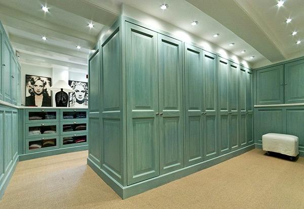 slika 86 Hedonistički enterijer: Luksuzni garderoberi