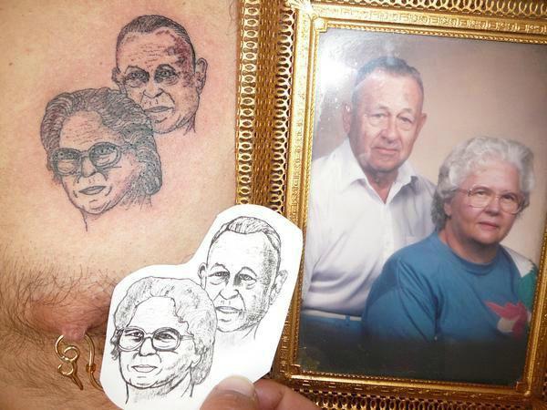 slika 9 Top 10 najružnijih tetovaža
