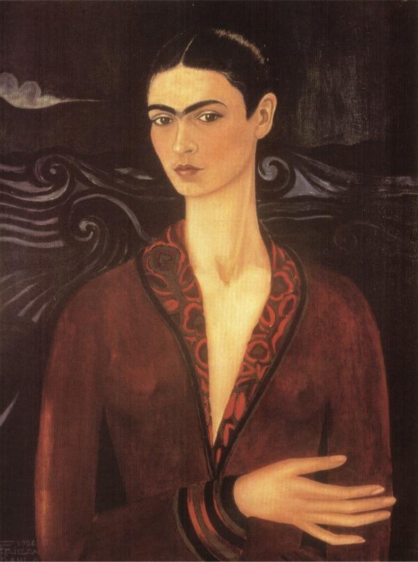 slika29 Frida Kahlo: Prva modna blogerka na platnu