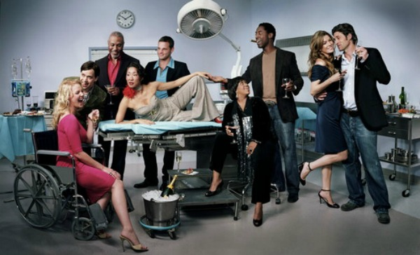 """01. GA Serija četvrtkom: """"Grey's Anatomy"""""""