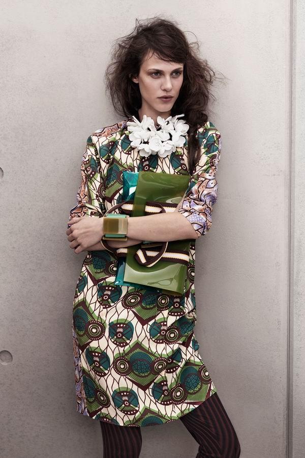 1 1 Marni za H&M: Pruge i printovi