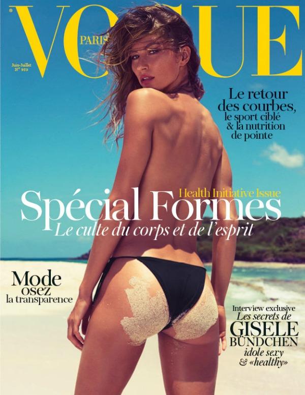169 Modni zalogaji: Gisele za Vogue i cipele Tom Ford
