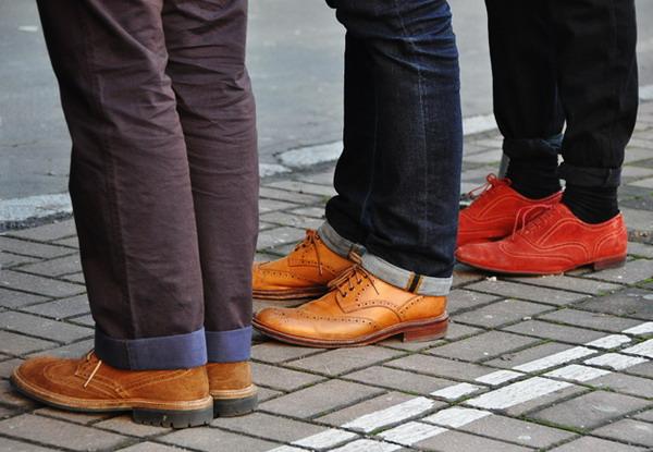 176 Modni rečnik: Cipele Oxford