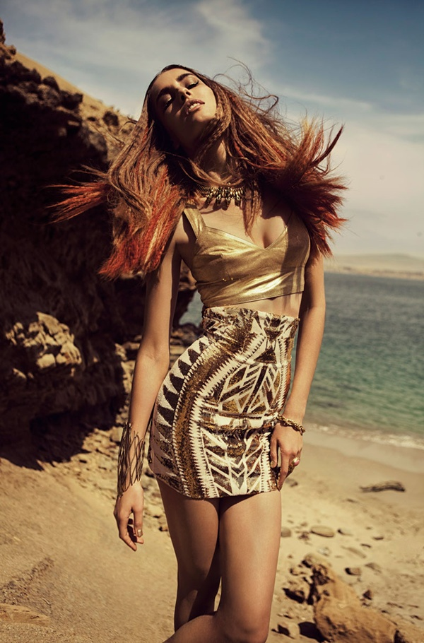 "181 ""Fashion Gone Rogue"": Zlatna prašina"