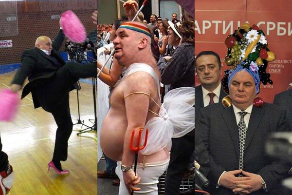 218 Predrag Azdejković bez crvenog kartona: Strejtaši su ljubomorni na nas